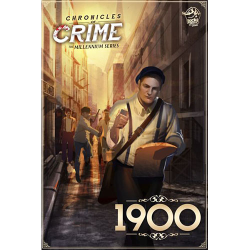 Chronicles of Crime: 1900 board game