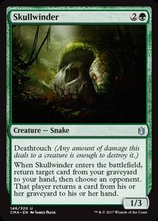 BLOODSPORE THRINAX Commander 2015 MTG Green Creature — Lizard Rare