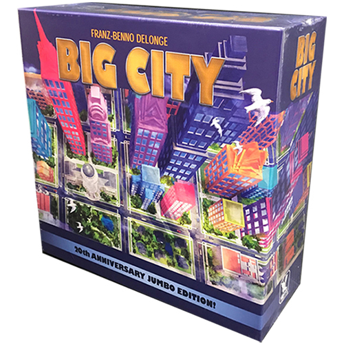 MCY1803 Mercury Games Big City Urban Upgrade Expansion