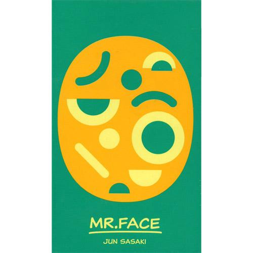 Mr. Face board game