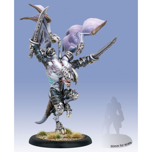 PIP 73109 NEW HORDES Legion of Everblight Golab Character Heavy Warbeast