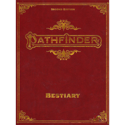 Pathfinder 2E RPG: Bestiary - Standard Edition | Role