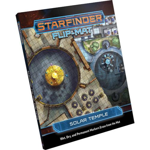 Flip-Mat PZO7318 Starfinder RPG Starfinder Society Starships