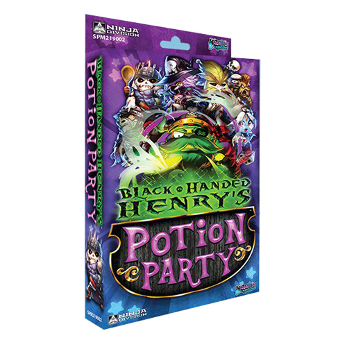 Black-Handed Henry's Potion Party (The Drop)