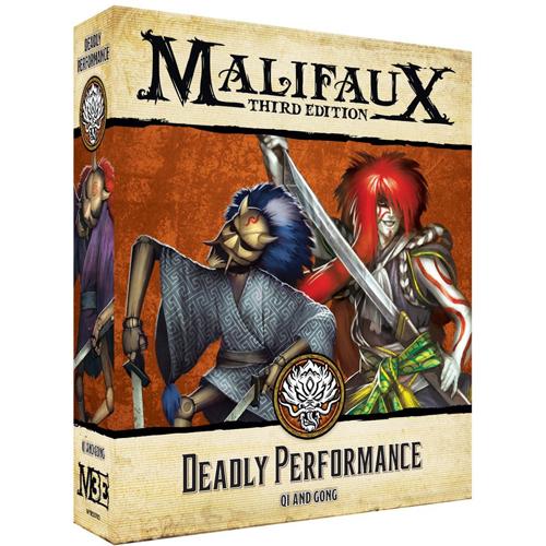 Wyrd Miniatures Malifaux 3rd Edition Youko Core Box WYR23701