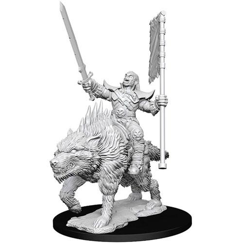 Pathfinder Battles Deep Cuts Wave 7 Unpainted Bone Devil WZK73546