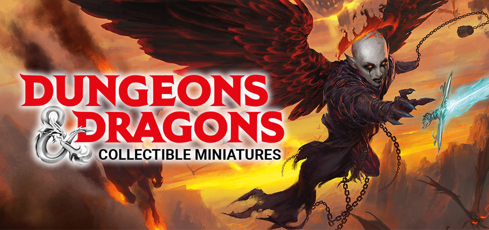 Dungeons and Dragons Miniatures | Miniature Market