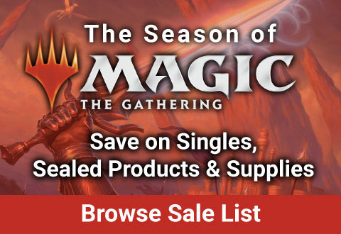 Miniature Market - Board Games, Magic The Gathering, Table