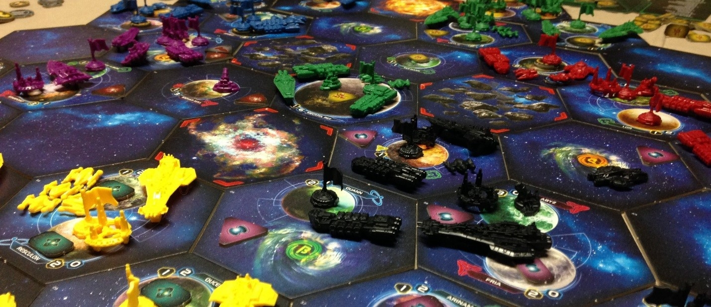 Twilight Imperium (4th Edition) Review | Miniature Market